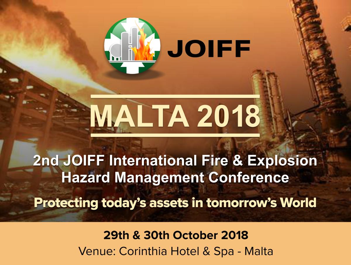 International Fire & Explosion Hazard Management Conference 2018
